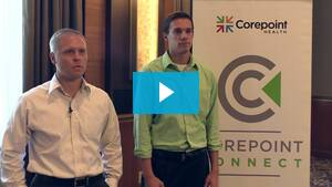 Nate Anderson and Steve McHenry discuss using Corepoint Integration Engine Web Services and DICOM Gear